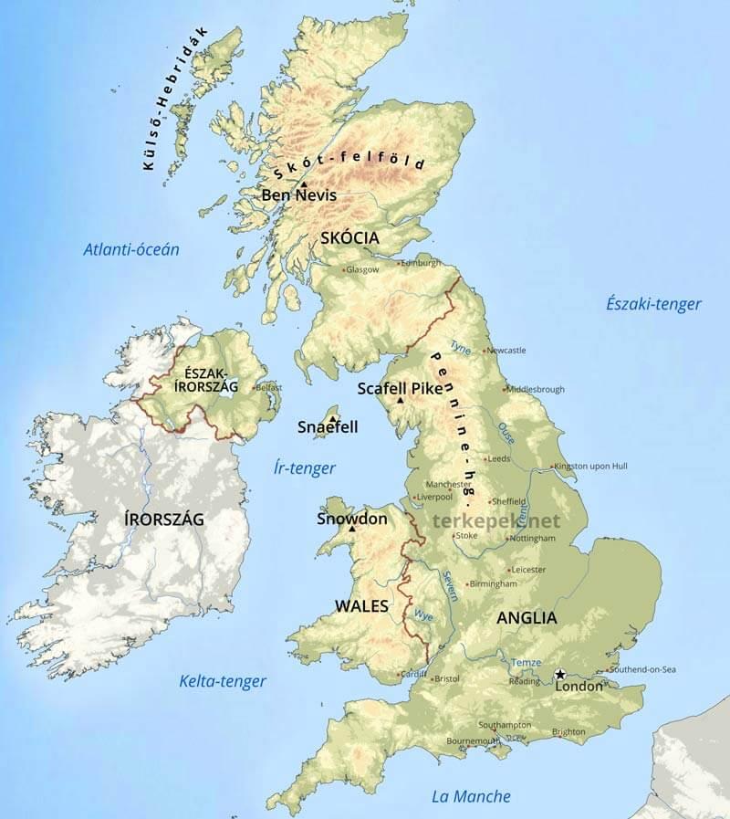 vastagbélrák az Egyesült Királyságban)